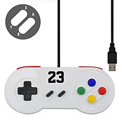 hesapli Nintendo 3DS Aksesuarları-USB Kumanda Aygıtları Joystick - Nintendo 3DS Oyun Kolu Kablolu #