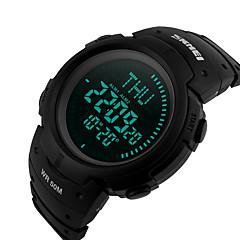 tanie Inteligentne zegarki-Inteligentny zegarek YY1231 na Długi czas czuwania / Wodoszczelny / Wodoodporny / Kompas / Wielofunkcyjne / Sportowy Czasomierz / Stoper / Budzik / Chronograf / Kalendarz