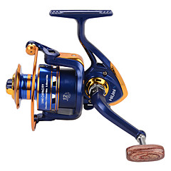 Fishing Reel Spinning Reels 5.21 12 Ball Bearings ExchangableBait Casting Ice Fishing Spinning Freshwater Fishing Other Carp Fishing Bass