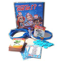 Desková hra Logcké a puzzle hračky Hračky Kulatý Pieces Dětské Unisex Dárek