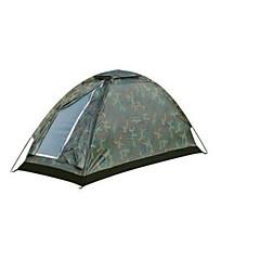 1 אדם אוהל יחיד קמפינג אוהל חדר אחד אוהל מתקפל ל קמפינג לטייל CM