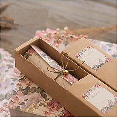 Scroll Wedding Invitations 10 Others Invitation Cards Clic Material High Quality Paper 100 Virgin Pulp Flower