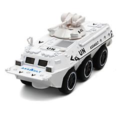 Carros de brinquedo Brinquedos Tanque Brinquedos Tanque Charrete Liga de Metal Peças Unisexo Dom