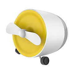 Mini carregador de áudio bluetooth pequeno ventilador portátil