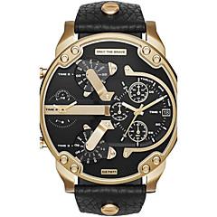 Homens Casal Relógio Elegante Relógio de Moda Relógio de Pulso Bracele Relógio Único Criativo relógio Relógio Casual Relógio Esportivo