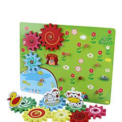 voordelige -Bouwblokken Educatief speelgoed Klassiek Cool Jongens Geschenk
