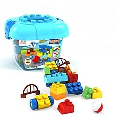 공 대리석 트랙 세트 장난감 3D 플라스틱 고품질 조각 어린이날 선물