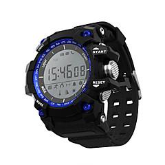 tanie Inteligentne zegarki-Inteligentny zegarek na iOS / Android / iPhone Spalonych kalorii / Długi czas czuwania / Wodoszczelny / Wodoodporny / Rejestr ćwiczeń / Krokomierze Czasomierze / Stoper / Rejestrator aktywności