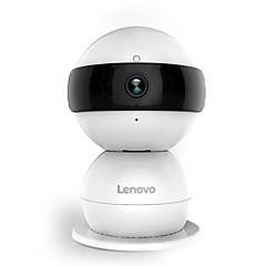 Χαμηλού Κόστους Lenovo®-lenovo® χιονάνθρωπος 1080p 2.0 mp εσωτερική κάμερα μίνι εσωτερική με οθόνη νύχτας ptz μωρού ημέρας