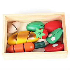 Tue so als ob du spielst Toy Foods Spielzeuge Kinder 1 Stücke
