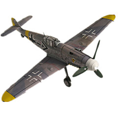 cheap -3D Puzzle Paper Model Model Building Kit Plane / Aircraft Fighter Aircraft Hard Card Paper Kid's Unisex Gift