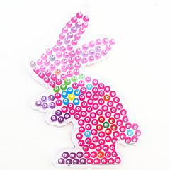 Sets zum Selbermachen Bildungsspielsachen Holzpuzzle Kunst & Malspielzeug Rabbit Neuheit 6 Jahre alt und höher
