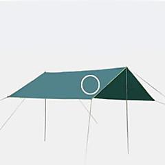 billige Telt og ly-2 personer Lytelt camping Tent Brette Telt Hold Varm Regn-sikker til Camping & Fjellvandring Andre Material CM