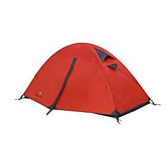 billige Telt og ly-MOBI GARDEN 2 personer Telt Dobbelt camping Tent Ett Rom Automatisk Telt Hold Varm Vanntett Bærbar Ultra Lett (UL) Vindtett Ultraviolet