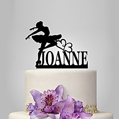 Kakepynt Bryllup Fest Spesiell Leilighet Bursdag Mennesker Polyester Veske