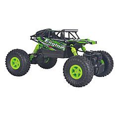 WL Toys Carroça 1:18 Carro com CR 9 2.4G Pronto a usar 1 x manual 1x Carregador 1 carro RC x