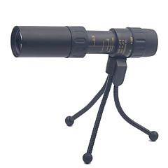 baratos -10-30X25mm Monocular Exterior Âmbito de Visão De Mão Genérico Case de Transporte De Alta Potência Prisma Porro Militar Uso Genérico Caça