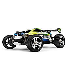 Χαμηλού Κόστους WL Toys®-Αυτοκίνητο RC WLtoys A959-B 2,4 G Αμάξι Άμμου (Εκτός Δρόμου) / Off Road Αυτοκίνητο / Αγωνιστικό Αυτοκίνητο 1:18 Ηλεκτρική βούρτσα 70 km/h KM / H Τηλεχειριστήριο / Επαναφορτιζόμενο / Ηλεκτρικό