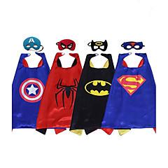 halloween kind capes kostuum feest kostuum / mantel en masker feest gelegenheid