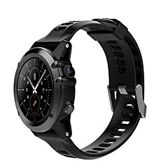 tanie Inteligentne zegarki-Inteligentny zegarek H1 na Android 3G Bluetooth 4.0 GPS Sport Wodoodporny Pulsometry Ekran dotykowy Krokomierz Powiadamianie o połączeniu telefonicznym Rejestrator aktywności fizycznej Rejestrator snu