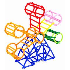 מקל מתחים צעצועיערכת עשה זאת בעצמך בובות אבני בניין פאזלים3D צעצוע חינוכי צעצועי מדע וגילויים פאזל רכב צעצועים למבוגרים צעצועים לנסיעות