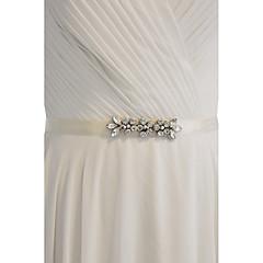 şapka zarif klasik tarzı ile saten düğün partisi / akşam dailywear şemsiye
