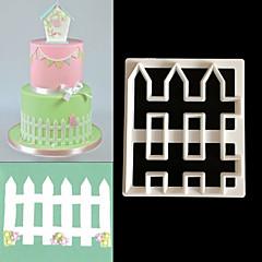 billige Bakeredskap-Bakeware verktøy ABS Non-Stick GDS Kake Til Småkake Til Småkaker Kakekuttere 1pc