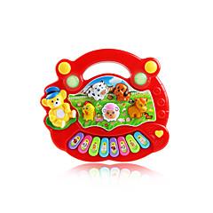 장난감 악기 장난감 피아노 플라스틱 1 조각 남여 공용 선물