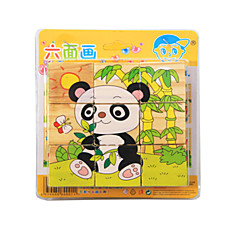Building Blocks 3D Puzzles Toys Animals Bear Animal Kids Pieces