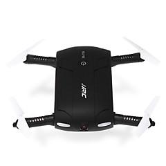 billige Fjernstyrte quadcoptere og multirotorer-RC Drone JJRC H37 2.4G Med HD-kamera 0.3MP 30 Fjernstyrt quadkopter En Tast For Retur / Flyvning Med 360 Graders Flipp / Sveve Fjernstyrt Quadkopter / USB-kabel / 1 Batteri Til Drone / CE