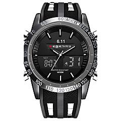Men's Kid's Sport Watch Military Watch Wrist watch Casual Watch Japanese Quartz Calendar / date / day Chronograph Water Resistant / Water
