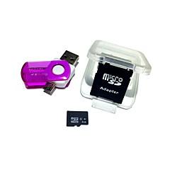 baratos Cartões de Memória-Ants 4GB TF cartão Micro SD cartão de memória Class6 AntW3-4