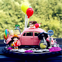 DIY bil ornamenter bille bil modell parfyme bil anheng&Pyntegjenstander plast