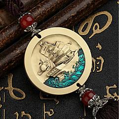 Diy auto pendentes esmalte alto em relevo ornamentos de carro decorados presentes pingente de carro saudável lucky&Ornamentos de