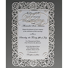 cheap Wedding Invitations-Flat Card Wedding Invitations 50 - Invitation Cards Invitation Sample Mother's Day Cards Baby Shower Cards Bridal Shower Cards Engagement