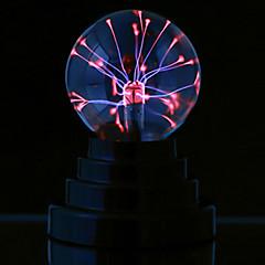 olcso Dekorativna rasvjeta-mágikus plazmalabda gyerekek szoba party dekor elektrosztatikus gömb könnyű ajándék villám kristály luminaria touch plazma golyós lámpa elektrosztatikus gömb fény