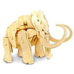 3D Puzzles Toys Elephant Animals Kids Boys Girls Pieces