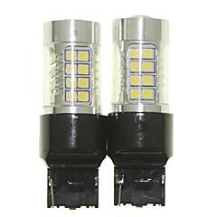 voordelige -SENCART 2pcs T20 (7440,7443) Automatisch Lampen 36W SMD 3030 1500-1800lm LED-Lampen Exterieur Lights