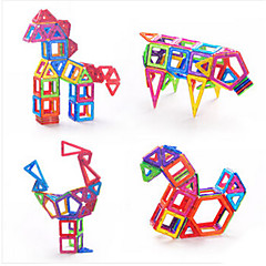 אבני בניין בלוקים מגנטיים מגדיר בניין מגדיר צעצועים Bear Other חתיכות בגדי ריקוד ילדים מתנות