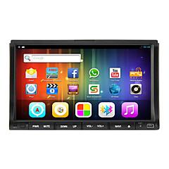 Rungrace o mais novo sistema de multimídia para carro universal capacitável capacitivo para todo carro com wifi / gps / bluetooth / radio