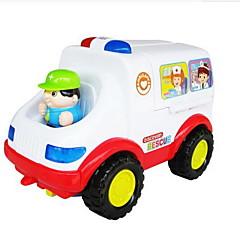 Doen alsof-spelletjes Opwindspeelgoed Speelgoedauto's Ambulance Speeltjes Vrachtwagen Speeltjes Kunststoffen Stuks Niet gespecificeerd