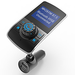 Auto HY68 V3.0 FM-lähettimet USB Portti MP3-soitin