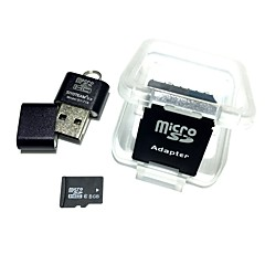 baratos Cartões de Memória-8GB TF cartão Micro SD cartão de memória Class6 AntW1-8