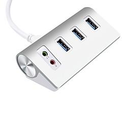3 Porty USB Hub USB 3.0 Micro-B Funkce HOLD Ochrana vstupu Ochrana proti přepětí Data Hub