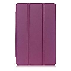 Solid farge mønster pu lærveske med stativ for lg g pad 3 10,1 x760 10,1 tommers tablet pc