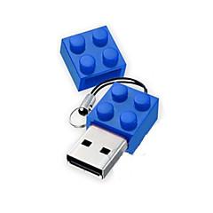 おもちゃの煉瓦漫画1GBのUSBディスクUSB 2.0フラッシュペンドライブ