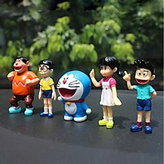 DIY bilvare pendants tegneserie anime dora en drøm mekanisk dukke sett bil anheng&Pyntegjenstander plast