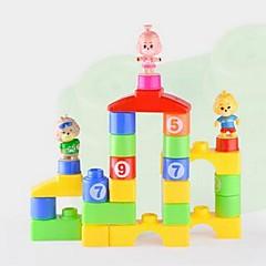 אבני בניין צעצוע חינוכי צעצועים אחרים חתיכות בגדי ריקוד ילדים מתנות