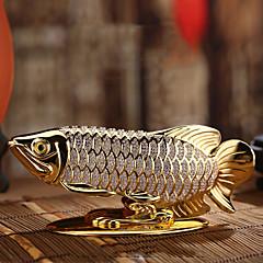 DIY auto-koriste kalan auton luova hajuvesi istuin miesten lisäksi haju auto riipus&Ornamen metalli