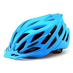 Jezdit na kole Helma CE Osvědčení Cyklistika 16 Větrací otvory Ultra lehký (UL) Sportovní Mládí Unisex Horská cyklistika Silniční